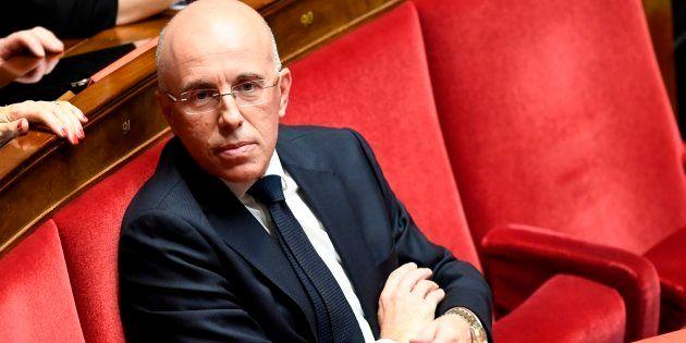 Éric Ciotti élu questeur de l'Assemblée nationale en remplacement de Thierry