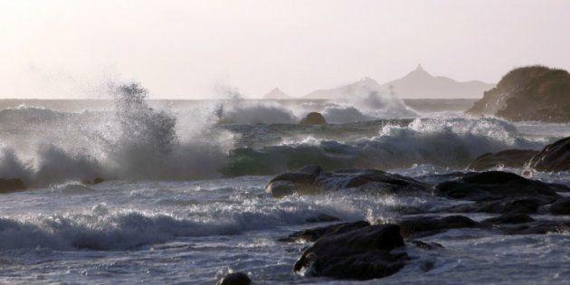 La Corse frappée par des rafales allant jusqu'à 225 km/h, les écoles