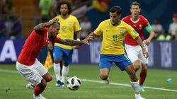 Le Brésil de Neymar tenu en échec par la Suisse, regardez les deux buts du