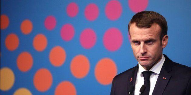 Emmanuel Macron s'est exprimé depuis le G20 à Buenos Aires après les violences pendant la manifestation...