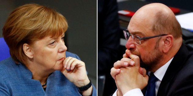 Allemagne: le SPD se prononce sur l'accord de gouvernement avec la CDU de Merkel, voici les rares concessions...