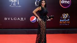 Une actrice égyptienne poursuivie en justice pour avoir porté cette robe