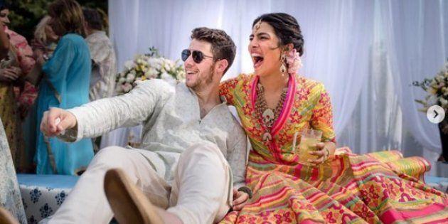 Priyanka Chopra et Nick Jonas se sont mariés en