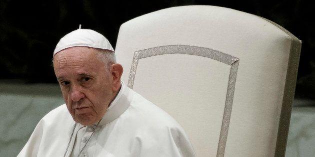 Le pape François le 28 novembre au