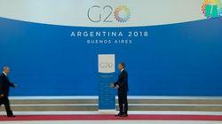 Au G20, Poutine a laissé en plan Macri, le président