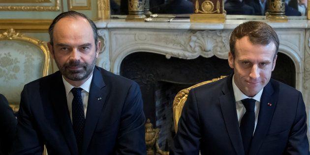 Le président de la République Emmanuel Macron a demandé au premier ministre Edouard Philippe de recevoir...