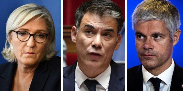 Le présidents de partis reçus dans le cadre de la crise des gilets