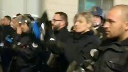 À Pau, ce geste des policiers a beaucoup touché les gilets