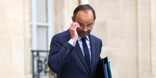 Philippe (ici le 5 septembre à Paris) promet