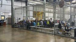 Des enfants migrants séparés de leurs parents et placés dans des cages par l'administration