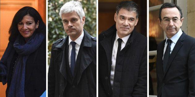 Anne Hidalgo, Laurent Wauquiez, Olivier Faure et Bruno Retailleau ont été les premiers reçus à Matignon...