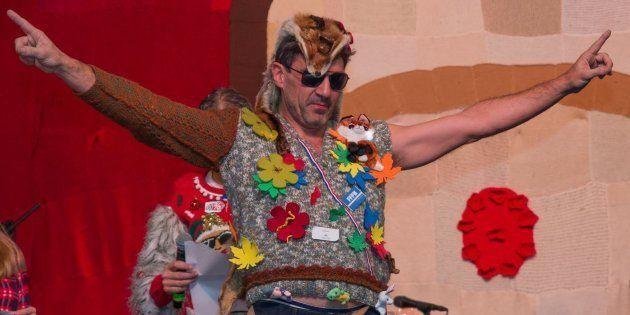 L'Aveyronnais Pascal Marty a remporté le premier prix du championnat du monde, le 2 décembre 2018 à