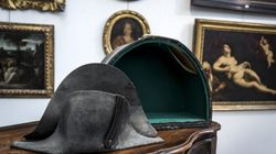 Un bicorne de Napoléon à Waterloo vendu 350.000 euros aux