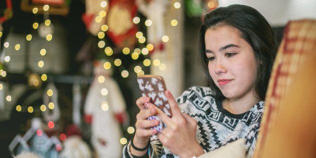 Envie de déconnecter d'Instagram? Noël est le moment idéal.