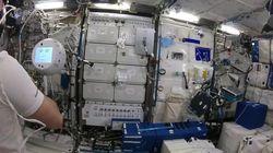 Cimon, le robot de l'ISS, a des airs de Hal 9000 de