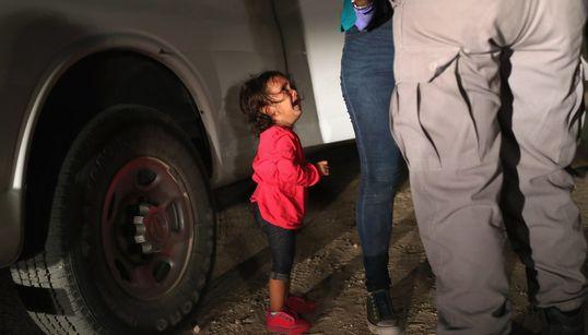 L'histoire déchirante derrière la photo très partagée de cet enfant en