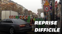Sur les Champs-Élysées, après les gilets jaunes, la vie reprend son
