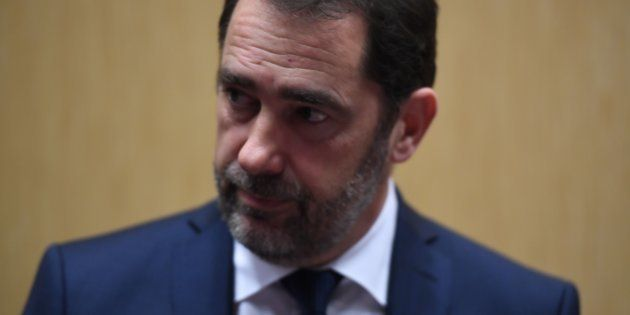 Le ministre de l'Intérieur Christophe Castaner était entendu par la commission des lois de l'Assemblée...