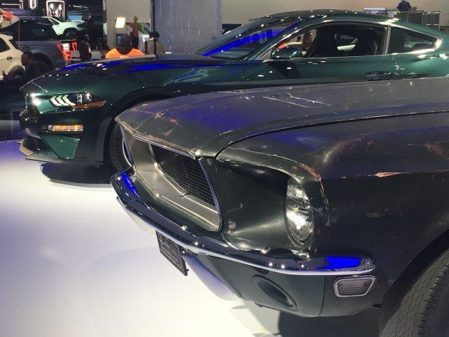 Pourquoi le salon de l'automobile de Detroit est de plus en plus
