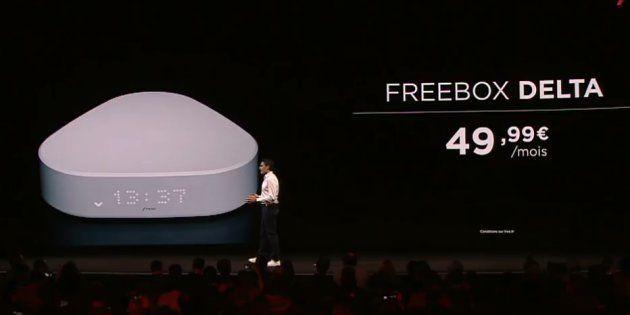 La v7 de la Freebox tant attendue, Delta, propose de nombreuses fonctionnalités, mais pour un prix