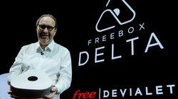 Netflix inclus dans la Freebox Delta: oui,
