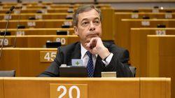 Le partisan du Brexit Nigel Farage quitte l'Ukip, son parti