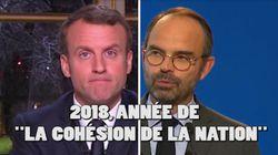 Macron voyait 2018 comme