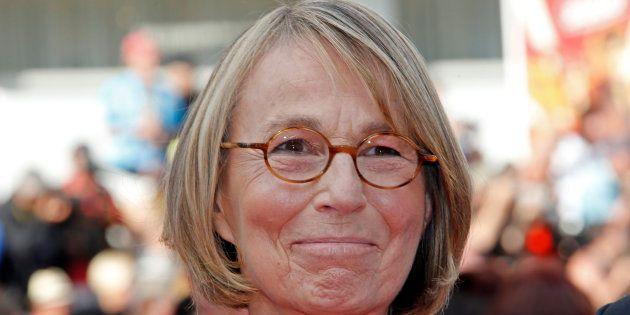 Françoise Nyssen à Cannes le 8 mai
