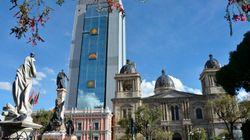 Le nouveau palais présidentiel bolivien, une tour de 120 mètres qui fait