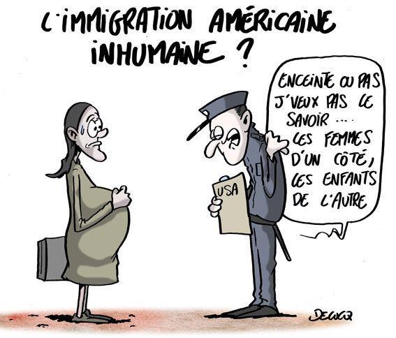 Comment les États-Unis gèrent l'immigration