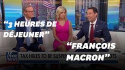 Fox News s'affole face aux gilets jaunes... et c'est n'importe
