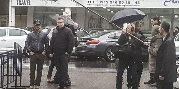 Sean Penn se trouvait à Istanbul pour un documentaire sur Jamal Khashoggi, ce mercredi 5