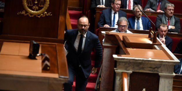 Le Smic augmentera de 1,8%, a annoncé Édouard Philippe lors d'un discours à l'Assemblée