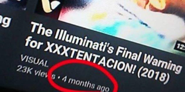 Certains fans pensent que XXXTentacion n\u0027est pas mort (alors qu\u0027il