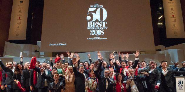 Les World's 50 Best Restaurants récompensent chaque année 50 établissements, soigneusement choisis