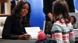 Ce que la rock star Michelle Obama a à dire à chacune d'entre