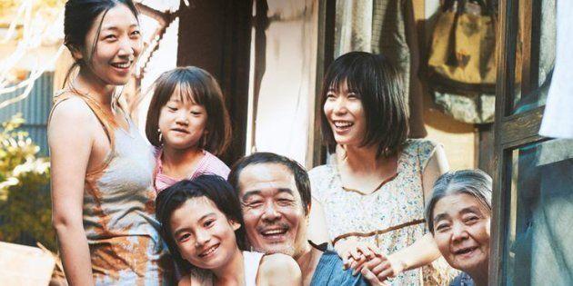 Le film du cinéaste japonais Kore-Eda Hirokazu raconte l'histoire d'une famille peu