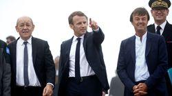 Macron annonce un accord qui permet de sauver 6 projets de parcs éoliens en