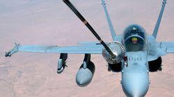 Deux avions militaires américains se percutent au large du
