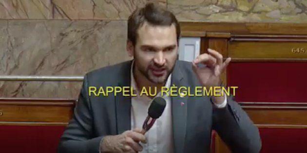 L'Insoumis Ugo Bernalicis a notamment accusé l'exécutif