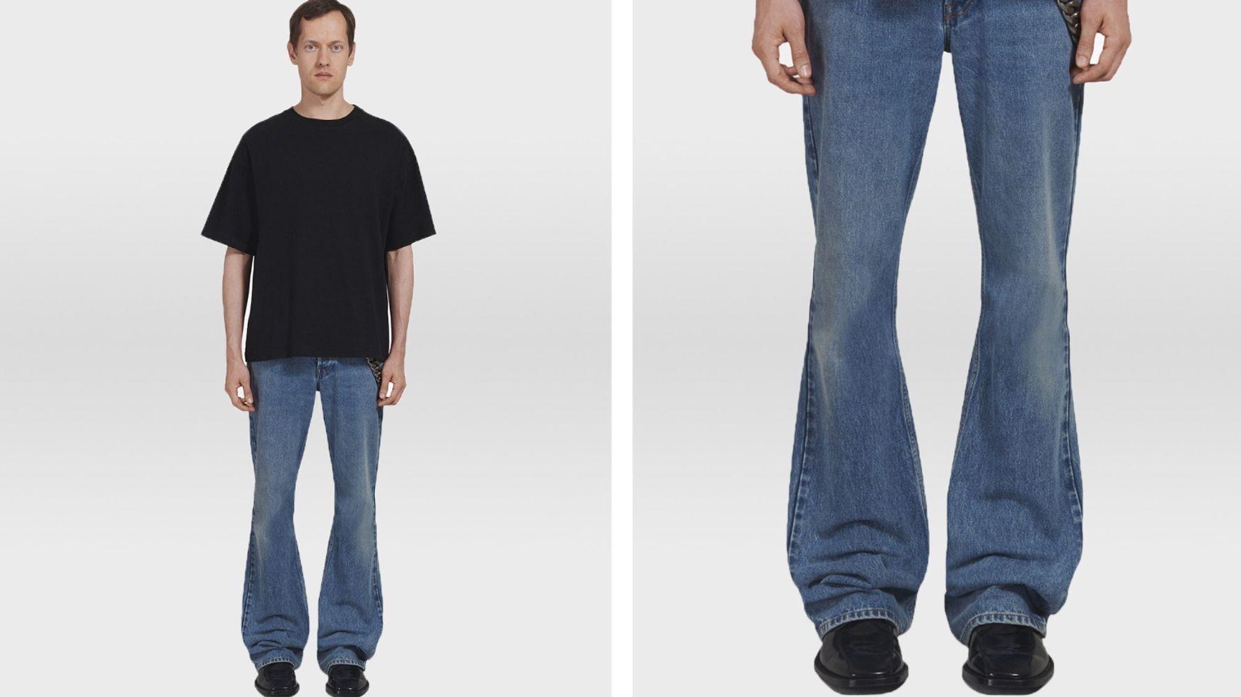 Le Pantalon Pattes D éléphant Pour Hommes Est De Retour Chrissy Teigen Est Contre Le Huffington Post Life