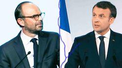Quand les discours de Macron et Philippe font des
