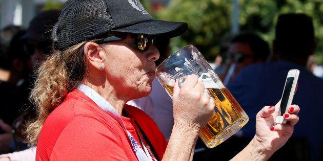 Coupe du Monde 2018: vers une pénurie de bière en