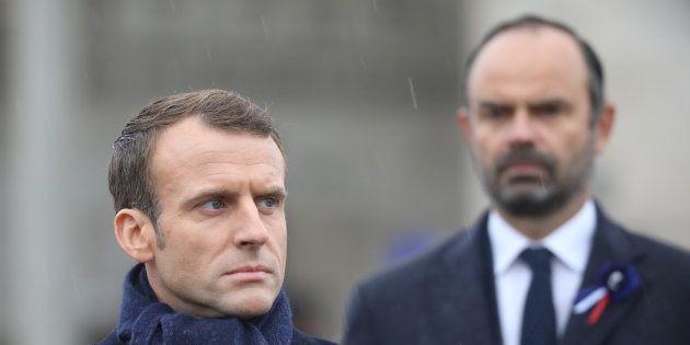 Le couple Macron-Philippe se fissure sous la pression des gilets
