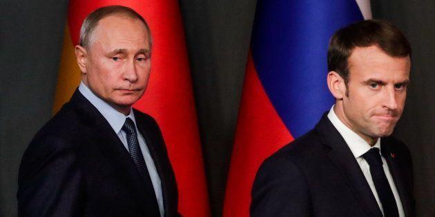 L'Europe doit réagir aux provocations russes contre