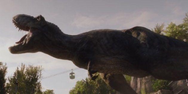 Le T-Rex ne pouvait pas tirer la langue, de même que la plupart des dinosaures. (photo d'illustration:...