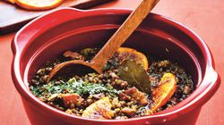 Cette recette de soupe méditerranéenne va vous réchauffer cet