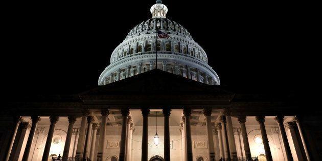 Le Capitol de Washington après