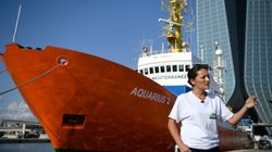 L'Aquarius ne sauvera plus de migrants en