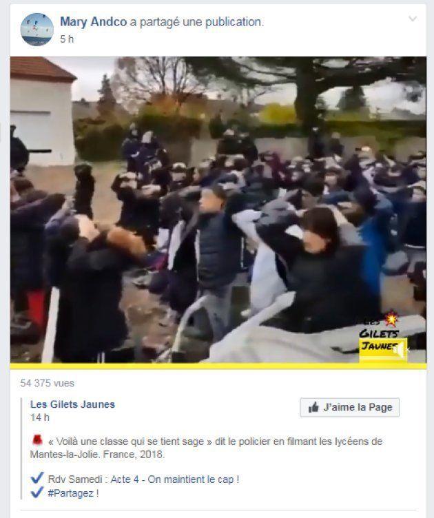 Les gilets jaunes espèrent que cette vidéo mobilisera les